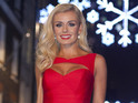 """Katherine Jenkins says that she is currently """"sworn to secrecy"""" about new deal."""