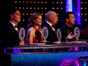 The dance routines and music choices for the seven remaining pairs are announced.