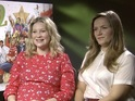 Jessica Hynes, Joanna Page et al discuss the festive sequel.