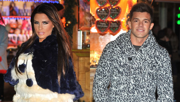Reveal use only: Katie Price, Leandro Penna