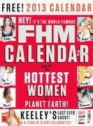 FHM Hottest Women Calendar