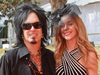 Motley Crue's Nikki Sixx marries model Courtney Bingham
