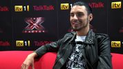 X Factor's Rylan Clark on Gary Barlow: 'It's been a pleasure to work with the guy'