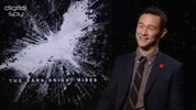Joseph Gordon-Levitt talks to Digital Spy about reuniting with Christopher Nolan on 'The Dark Knight Rises'.