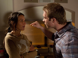 Corrie, Tommy wants Tina to have an abortion, Wed 5 Nov 2012