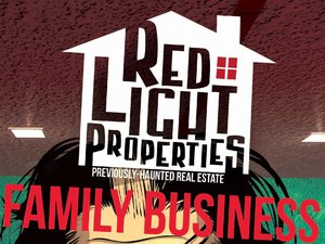Dan Goldman's 'Red Light Properties' arrives at Monkeybrain Comics