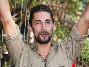 Hugo Taylor leaves I'm A Celebrity Get Me Out of Here - 29 November 2012