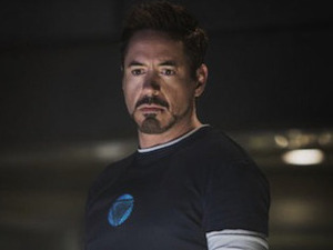 Iron Man 3 - Tony Stark (portrayed by Robert Downey Jr.)