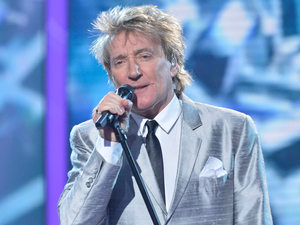The X Factor: Rod Stewart