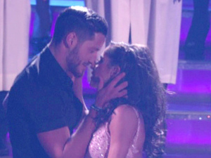 Dancing With The Stars S15E18: Val Chmerkovskiy and Kelly Monaco 