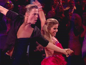 Dancing With The Stars Season 15 finale: Derek Hough and Shawn Johnson