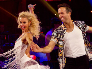 Strictly Week 9: Michael and Natalie