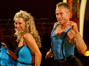 Strictly Week 9: Denise and James.