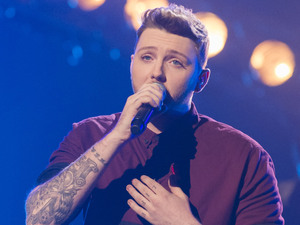 The X Factor Week 9: James Arthur.