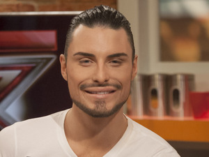 The X Factor's Rylan Clark on Daybreak ITV1