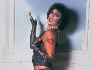 Tim Curry, Rocky Horror Show