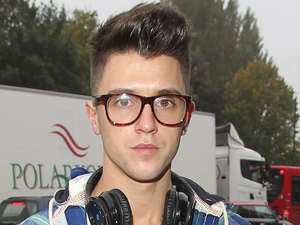 Jamie (JJ) Hamblett of Union J