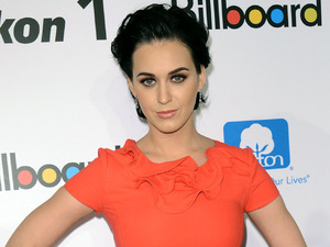 Katy Perry at the Billboard Women In Music Luncheon.
