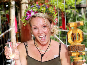 Charlie Brooks wins I'm A Celebrity