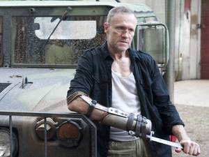 The Walking Dead - Season 3, Episode 7: Merle Dixon (Michael Rooker)