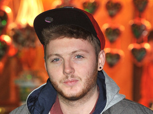 Hyde Park Winter Wonderland - launch partyFeaturing: James ArthurLondon, England - 22.11.12