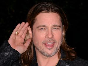 New York Premiere of 'Killing Them Softly' at the SVA Theate - Outside Arrivals Featuring: Brad Pitt Where: New York City, NY, United States