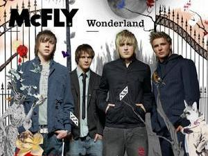 McFly Wonderland album cover