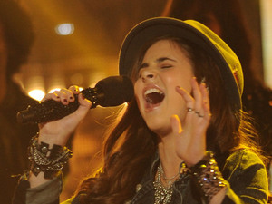 The X Factor USA - November 28: Carly Rose Sonenclar