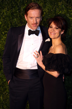 Damien Lewis, Helen McCrory, 58th Evening Standard Theatre Awards