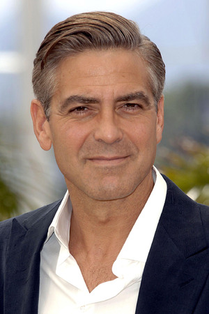 George Clooney poses for photographers during a photocall to promote 'Ocean's Thirteen' during the 60th annual Cannes Film Festival in Cannes, France.