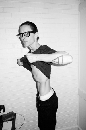 Jared Leto, Terry Richardson