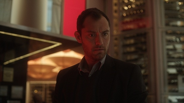 'Side Effects' still: Jude Law