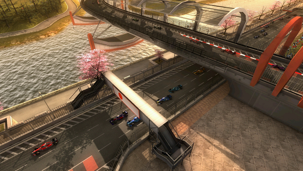 F1 Online: The Game: Japanese Track