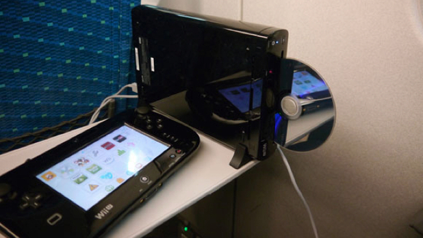 Wii U handheld images