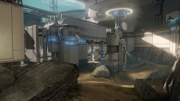 'Halo 4' Crimson Map Pack