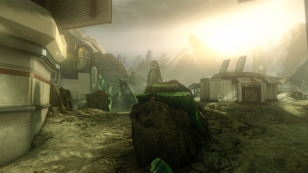'Halo 4' Crimson Map Pack