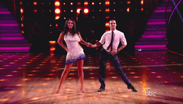 Dancing With The Stars Season 15 finale: Bristol Palin and Mark Ballas