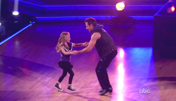 Dancing With The Stars Season 15 finale: Drew Lachey and his Daughter