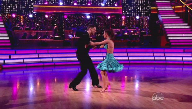 Dancing With The Stars Season 15 finale: Val Chmerkovskiy and Kelly Monaco