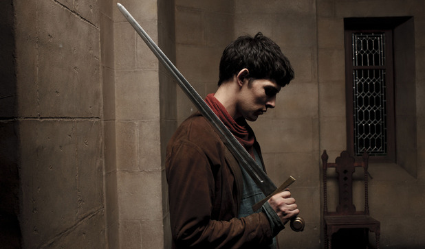 Merlin S05E13 (Final Episode): Merlin (COLIN MORGAN)