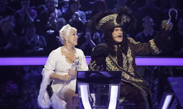 Who Wants To Be A Millionare? Pantomime special: David Hasselhoff and Denise Welch