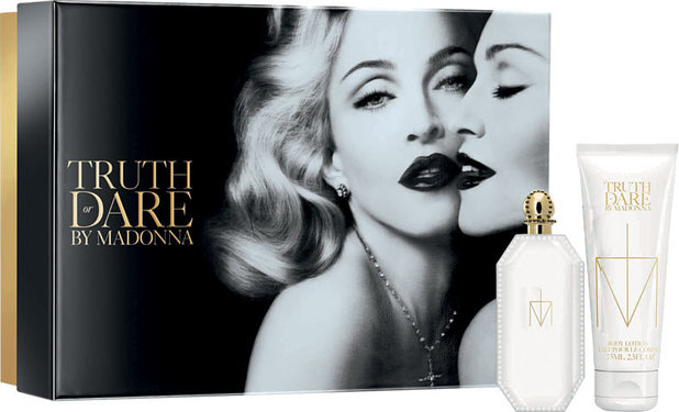 Madonna Truth or Dare gift set