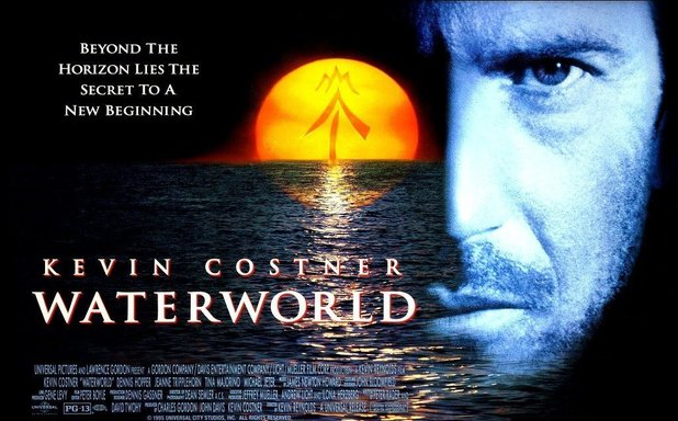 'Waterworld' move poster
