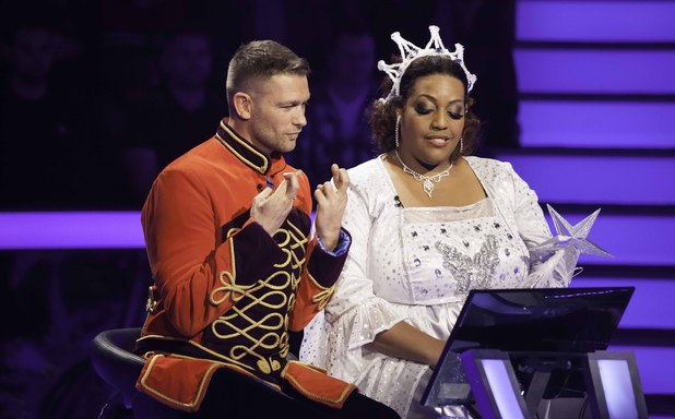 Who Wants To Be A Millionare? Pantomime special: John Partridge and Alison Hammond