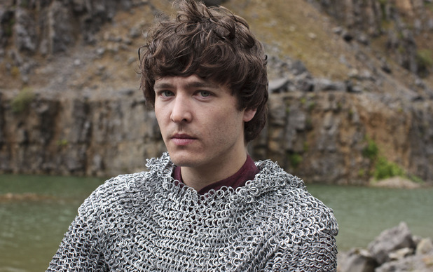 Merlin S05E09 - &#39;With All My Heart&#39;: Mordred (ALEX VLAHOS)