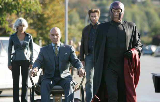 X-Men: The Last Stand, Halle Berry, Patrick Stewart, Hugh Jackman, Ian McKellen