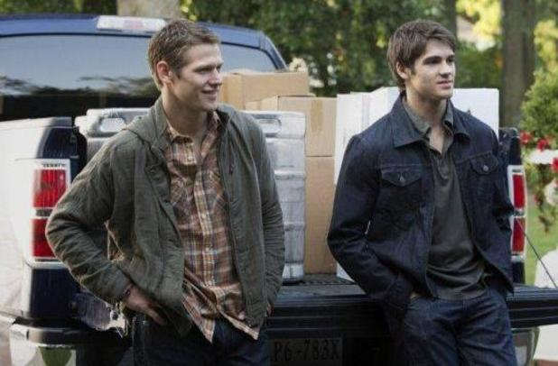 The Vampire Diaries s04e07 ('My Brother's Keeper')