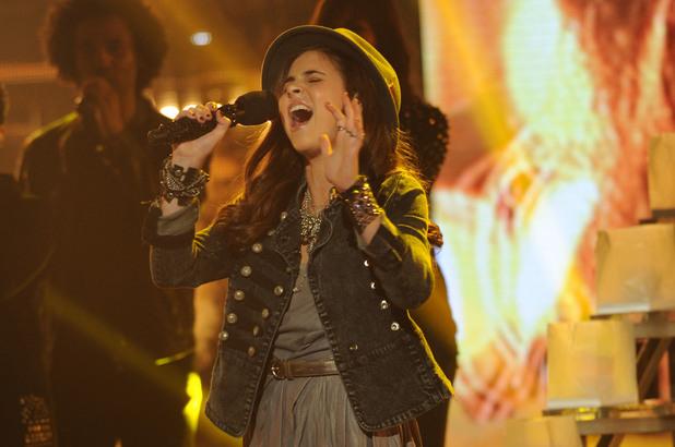The X Factor USA - November 28: Carly Rose Sonenclar