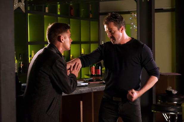 Brendan punches Ste
