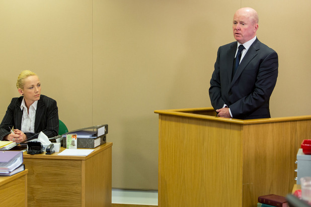 Phil takes the stand in court